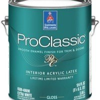 Краска Sherwin-Williams Pro Classic Acrylic Gloss (3.8л)