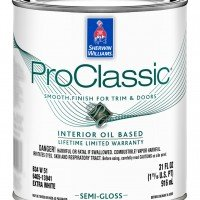Краска Sherwin-Williams Pro Classic Alkyd Semi-Gloss (0.95л)