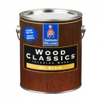 Пропитка Sherwin-Williams Wood Classics Interior Stain (3.8л)