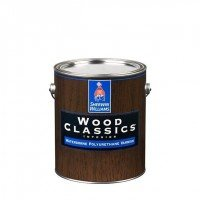 Лак Sherwin-Williams Wood Classics Waterborne Polyurethane Varnish Satin (0.95л)