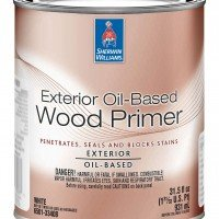 Грунт Sherwin-Williams Exterior Wood Oil Primer (0.95л)