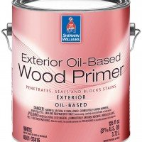 Грунт Sherwin-Williams Exterior Wood Oil Primer (3.8л)