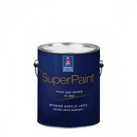 Краска Sherwin-Williams SuperPaint Interior Flat (0.95л)