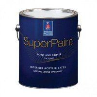 Краска Sherwin-Williams SuperPaint Interior Flat (3.8л)